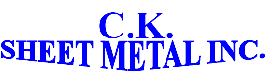 C.K. Sheet Metal Inc.